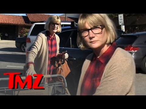 Kerri Kenney   Involved In A Shopping Cart Accident!  TMZ