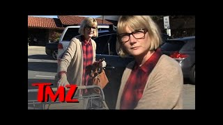 Kerri Kenney  - Involved In A Shopping Cart Accident! | TMZ