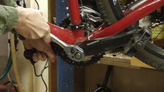 Ремонт каретки велосипеда: диагностика и замена разних типов кареток велосипеда.(Видеоинструкция по ремонту каретки. Практические пояснения по замене, ремонту и обслуживанию кареток:..., 2015-11-07T21:31:42.000Z)
