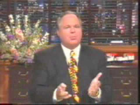 Rush Limbaugh TV- Ted Kennedy