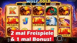 2 Mal Freispiele und 1 mal Bonus! - Online Casino Slot