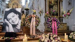 Hannelore Elsner: der ergreifendste Moment der Trauerfeier in St. Michael