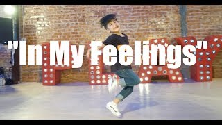 In My Feelings | @champagnepapi | @guygroove choreography