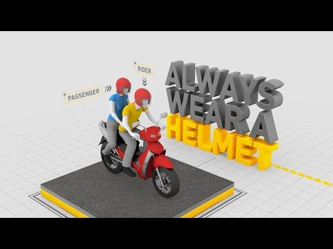 SAFE STEPS Road Safety: Motorcycles