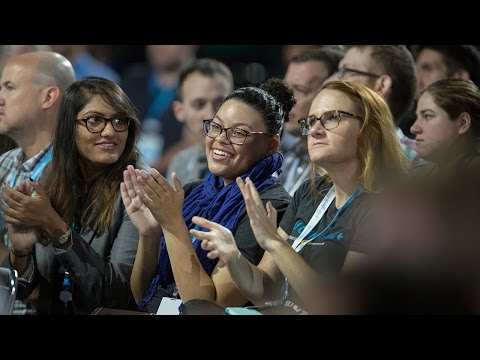 Salesforce World Tour New York