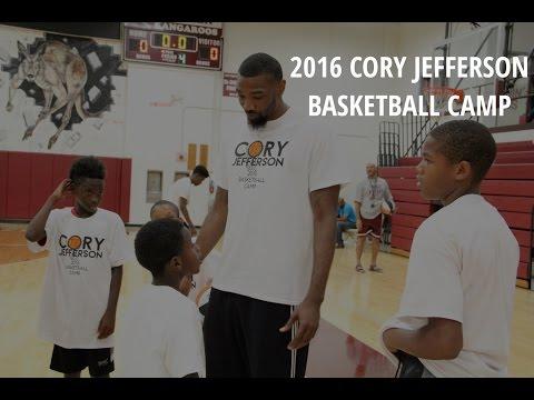 2016 Cory Jefferson Basketball Camp