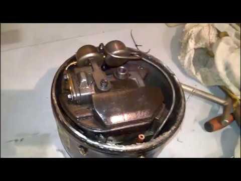 видео: Как устроен двигатель холодильника. Стоит ли его ремонтировать