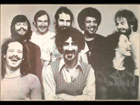 Frank Zappa & Mothers of Invention - Echidnas Arf 8 18 73
