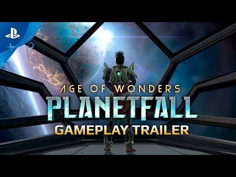 Age of Wonders: Planetfall PS4 Review - 1st Gamers