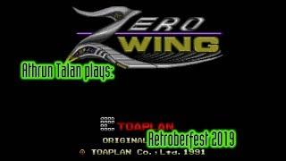 Zero Wing - Retroberfest 2019 (Episode 6)