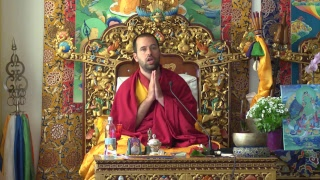 Teaching and intensive practice of Tara Chittamani with Lama Michel Rinpoche – 10 March 2019