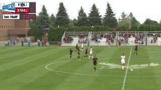 EWU Soccer vs. Fairleigh Dickinson (Sept. 17, 2017)