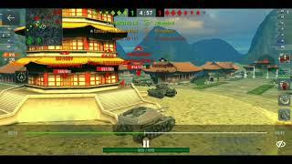 World of Tanks Blitz Update 5.4 Dicker Max Armor