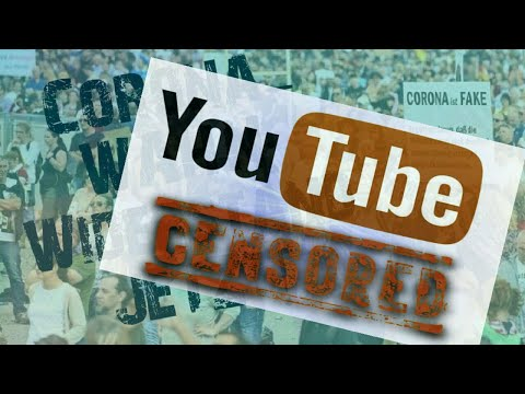 Corona-Wahn: Widerstand JETZT/ZENSIERT!