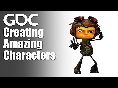 Creating Amazing Characters