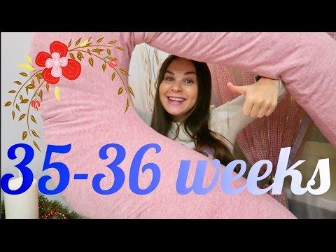 Моя беременность. 35 неделя