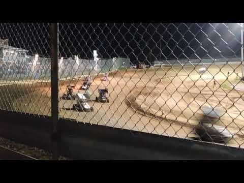 7D Jr Sprint Southern Illinois Raceway A Main 7/15/17
