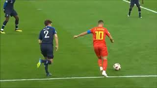 フランス対ベルギーの対決!!