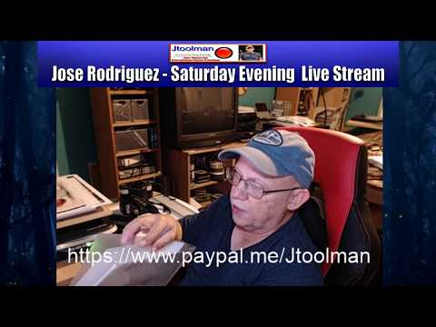 Jose Rodriguez PHOTO PRINTING TECHIE LIVE Stream  6:00PM 11-3-2018 Eastern Time USA