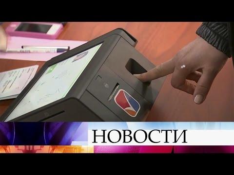 ВАрмении проходят выборы впарламент.