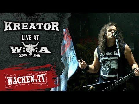 Flag Of Hate / Tormentor (Live @ Wacken Open Air 2014)