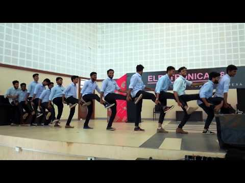 Best Engineering college Comedy dance _ electronics&communication _ MEA Engineering collage