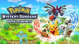 DZIŚ NA PEWNO SKOŃCZĘ TĘ GRĘ!  - Pokemon Mystery Dungeon Gates to Infinity #12