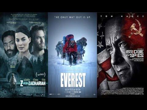 Trailer Thursdays: Z For Zachariah, Everest, Bridge of Spies