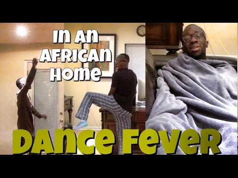 In An African Home: Dance Fever