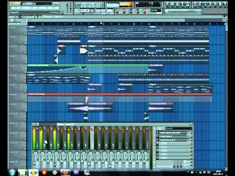Dash Berlin - Man On The Run (Made in Fl Studio. Pierdyl Styles)