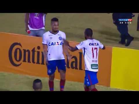 Sergipe 0x2 Bahia   Copa do Brasil 2017