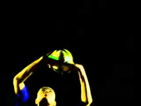 Bài tập chuyền bóng cao tay bên mình.flv