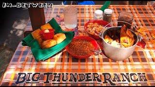 ENDLESS FOOD at Disneyland?!  Big Thunder Ranch BBQ (Extinct Restaurant)