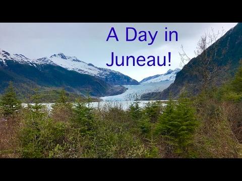 JUNEAU, AK   PRINCESS CRUISES   VLOG