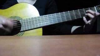 урок на гитаре. разбор песни Лягушка. Виктория Юдина