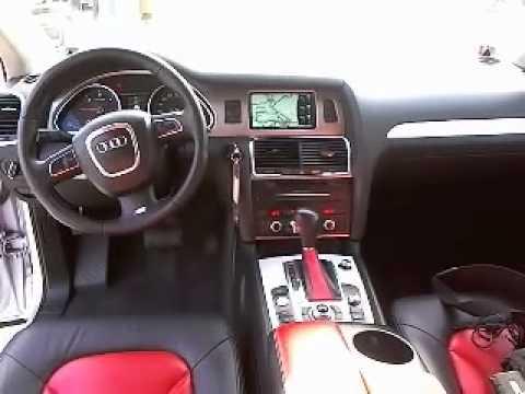 2010 Audi Q7 30 Tdi Quattro Premium Sport Utility 4d Los Angeles