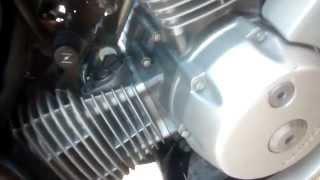 Bruit claquement moteur Varadero 125