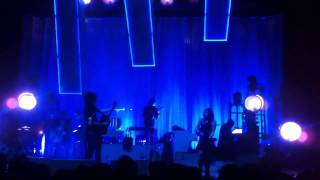 JACK WHITE - OLYMPIA - PARIS - 30 JUIN 2014 - ALONE IN MY HOME