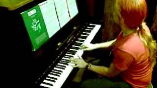 Rednex - Wish You Were Here (piano version)