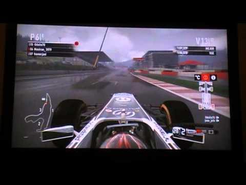 Carrera GP Spa-Francorchamps - Spa (Belgica) 2013 Grupo 2 (F1 2011) vista Piero
