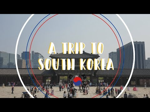 Our First Time in South Korea Vlog    April 22nd, 2018 - May 5, 2018