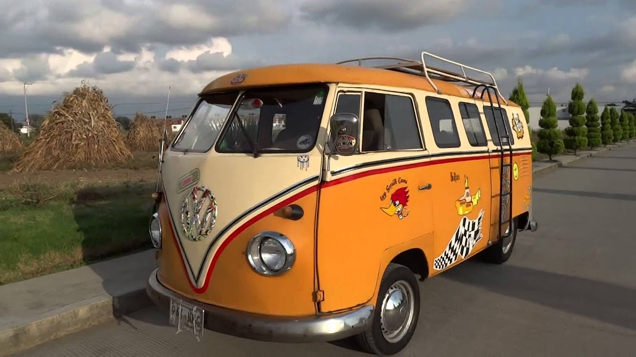 vw combi split 1962 nestl youtube. Black Bedroom Furniture Sets. Home Design Ideas