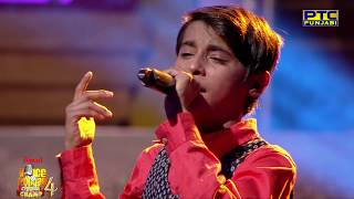 Pankaj Dass | Challa | Folk Song Round | Studio Round 16 | Voice Of Punjab Chhota Champ 4