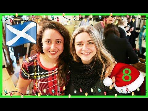 First Time Scottish Dancing! (Vlogmas Day 8)