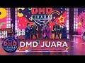 WOW Ruben, Wendi, Dan Kriwil Gak Mau Kalah Sama Penampilan Boydhut - DMD Juara (18/9)