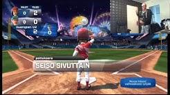 Pottu Pelaa Kinect Sport 2-Pesäpallo