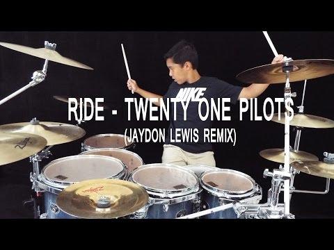 Twenty One Pilots - Ride (Jaydon Lewis Remix) - Drum cover