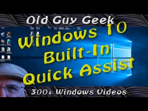 windows-10-quick-assist---free-remote-assistance-for-helping-others