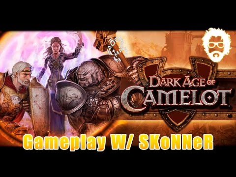 Dark Age Of Camelot ► RvR a nivel 50 Necromancer #2 | GAMEPLAY ESPAÑOL en DIRECTO