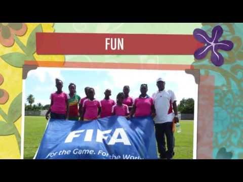 GFA GRASSROOTS - Grenada Football Association